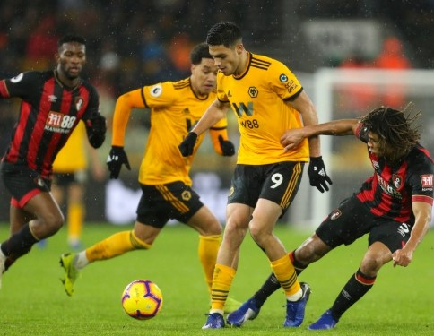 Prediksi Bola Bournemouth vs Wolverhampton 23 November 2019